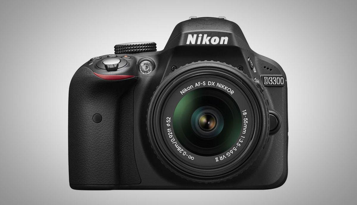 निकॉन D3300