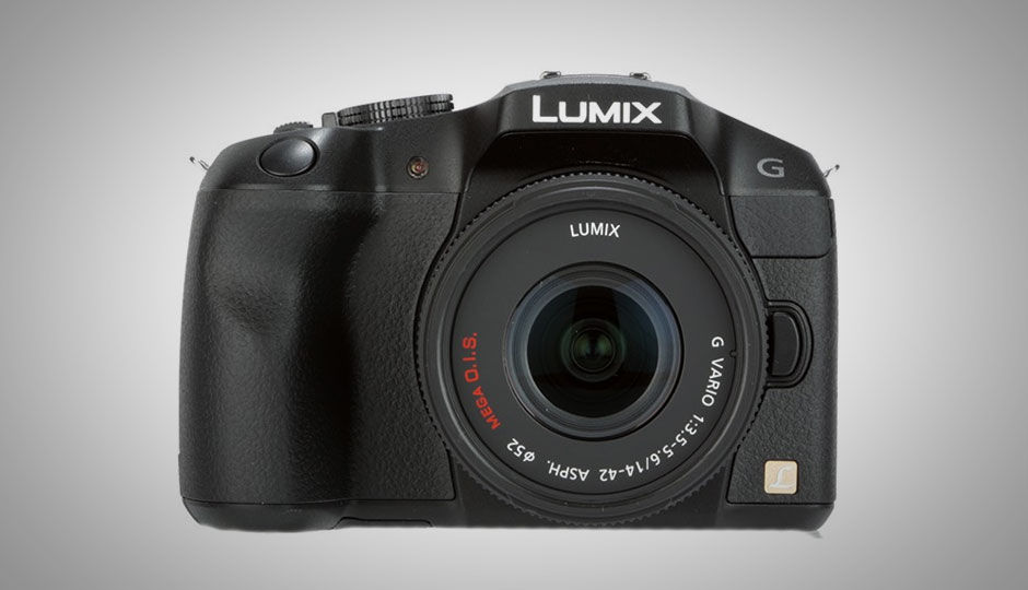 panasonic lumix dmc g6 price in india specification features. Black Bedroom Furniture Sets. Home Design Ideas