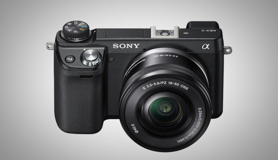 Sony NEX-6 Digital Camera SEL30M35V2D Lens Driver Windows 7