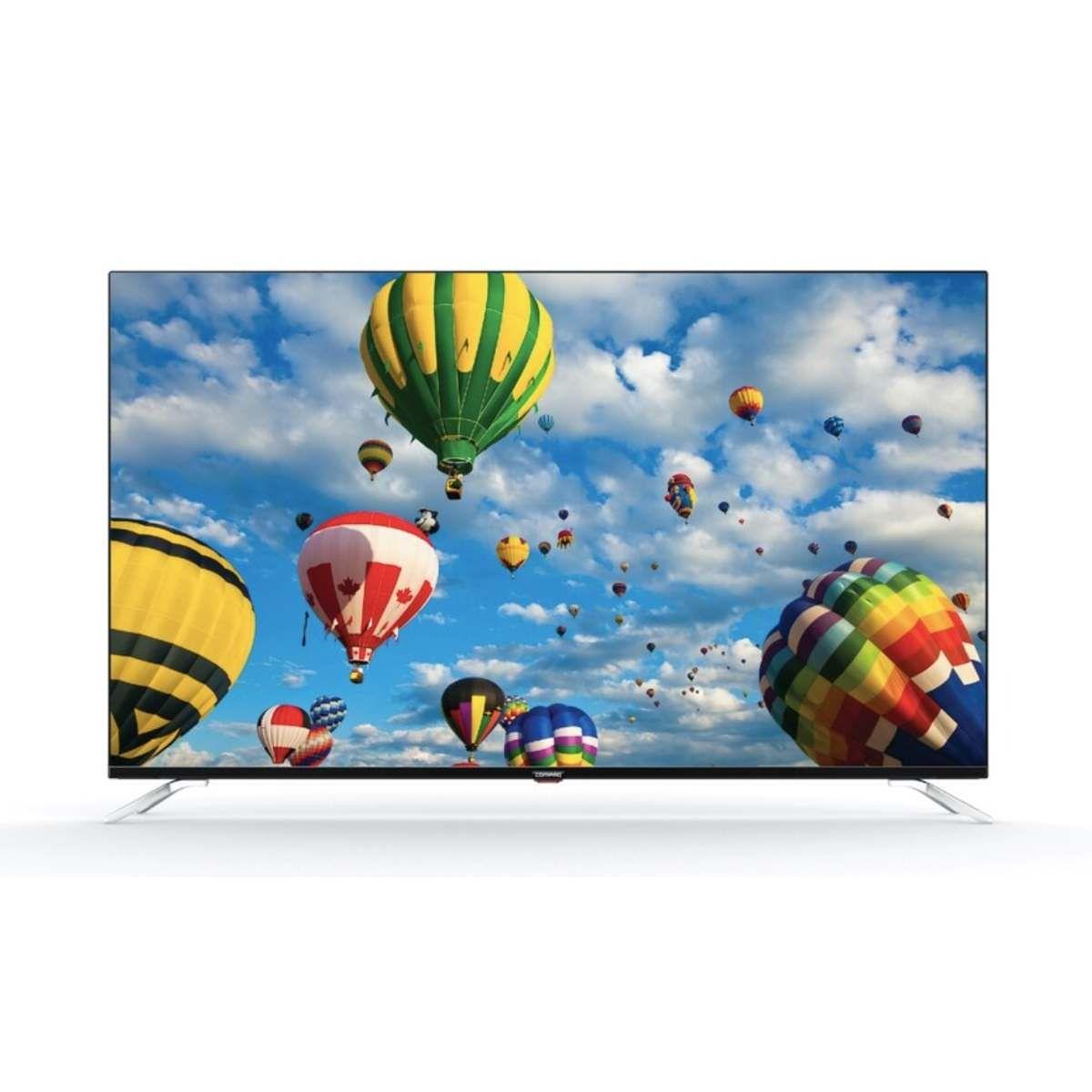 Compaq 65-inch HEX 4K QLED टीवी