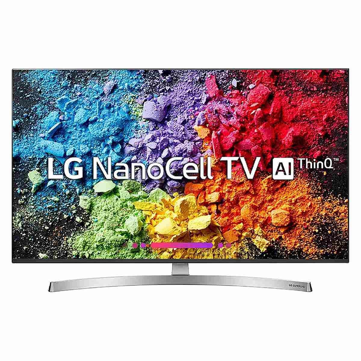 ಎಲ್ಜ 55 ಇಂಚುಗಳು 4K Ultra HD Smart LED TV (55SK8500PTA)