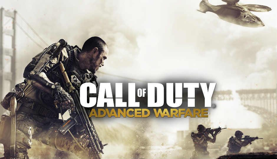 Call of Duty: לוחמה מתקדמת