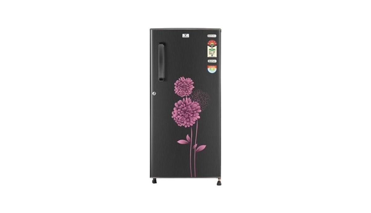 வீடியோகான் REF VIL205TCGM-FDK 190 L Single Door Refrigerator