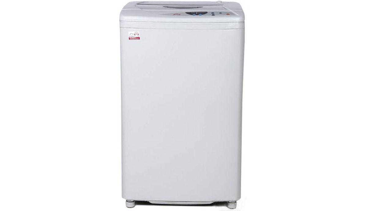 Godrej 6  Fully Automatic Top Load Washing Machine Grey (WT 600C)