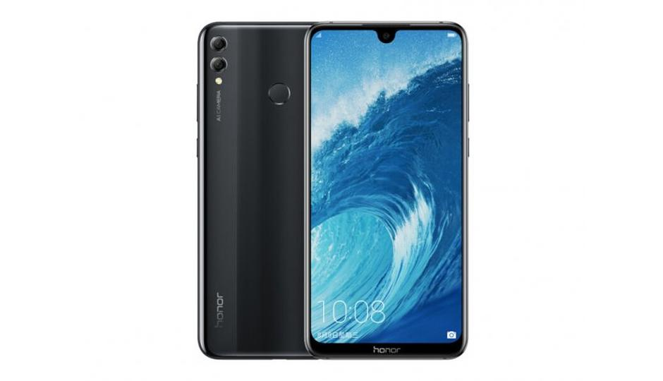 HUAWEI Honor 8X Max 7.12 Inch 4GB 128GB Smartphone Black