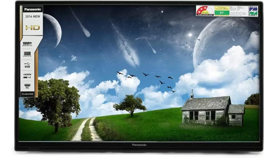 Compare Panasonic 70cm (28 inch) HD Ready LED TV (TH-28D400DX) Vs