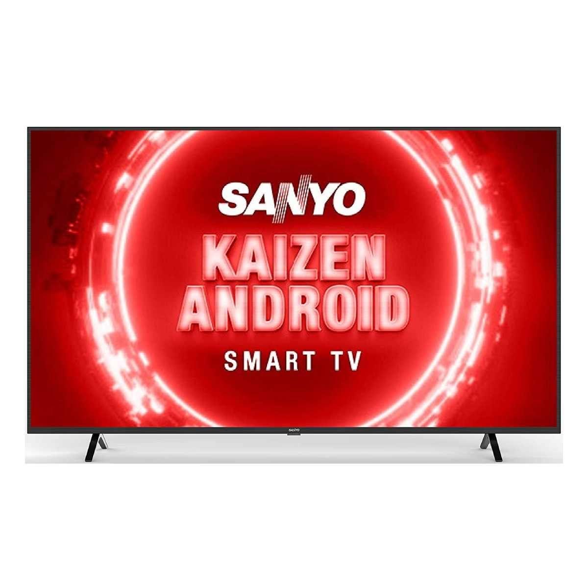 Sanyo 65 inches Kaizen Series 4K Ultra HD LED TV (XT-65UHD4S)