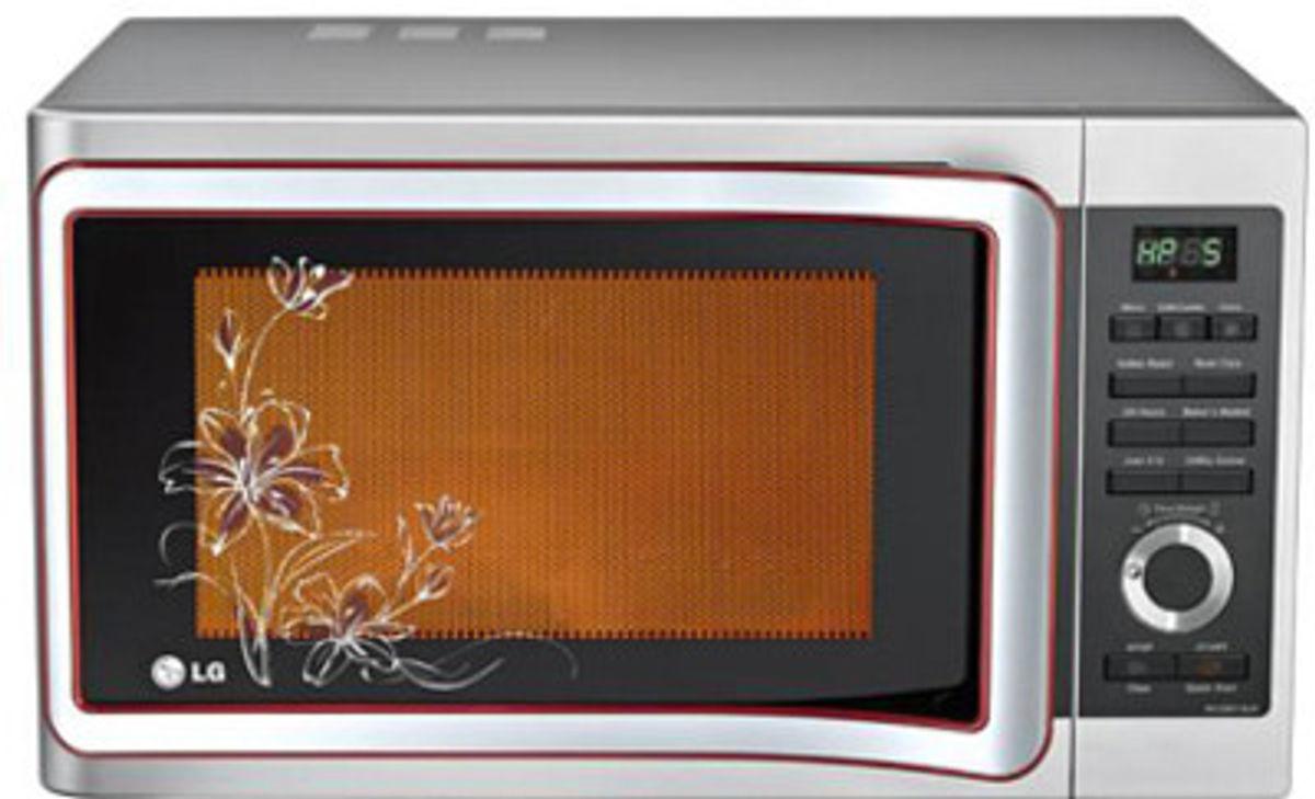 എൽജി MC2881SUP 28 L Convection Microwave Oven