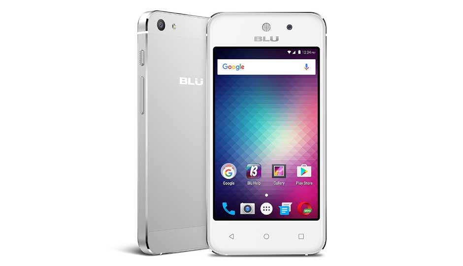 Blu Vivo 5 Mini Price In India Specification Features