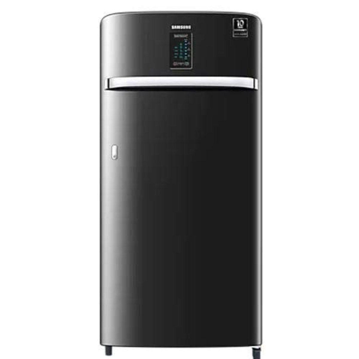 Samsung 192 L 3 Star Inverter Direct cool Single Door Refrigerator(RR21A2J2YBX/HL)