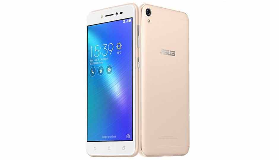 Asus ZenFone Live ZB501KL Price In India Specification