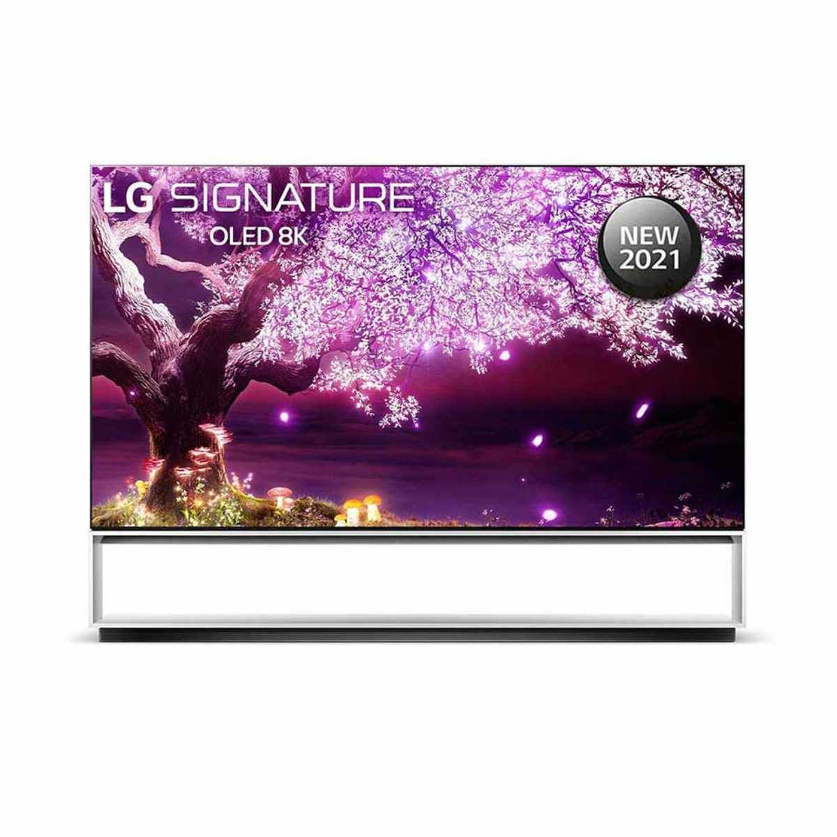 LG Z1 88-inch 8K Smart OLED TV