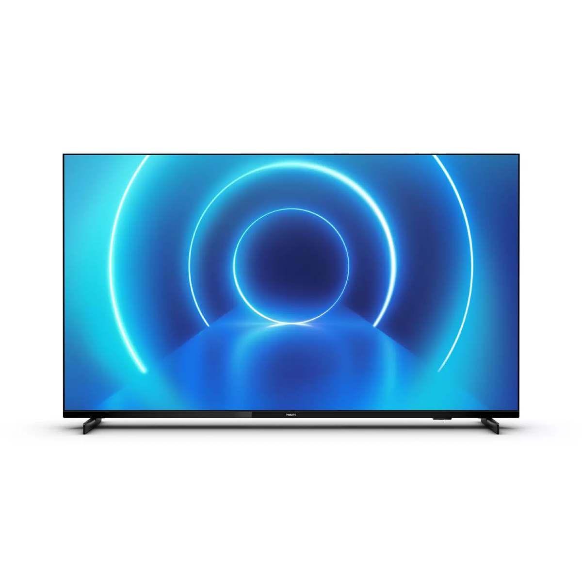 Phillips 50 ಇಂಚು 4K UHD LED Smart TV (50PUT7605/94)