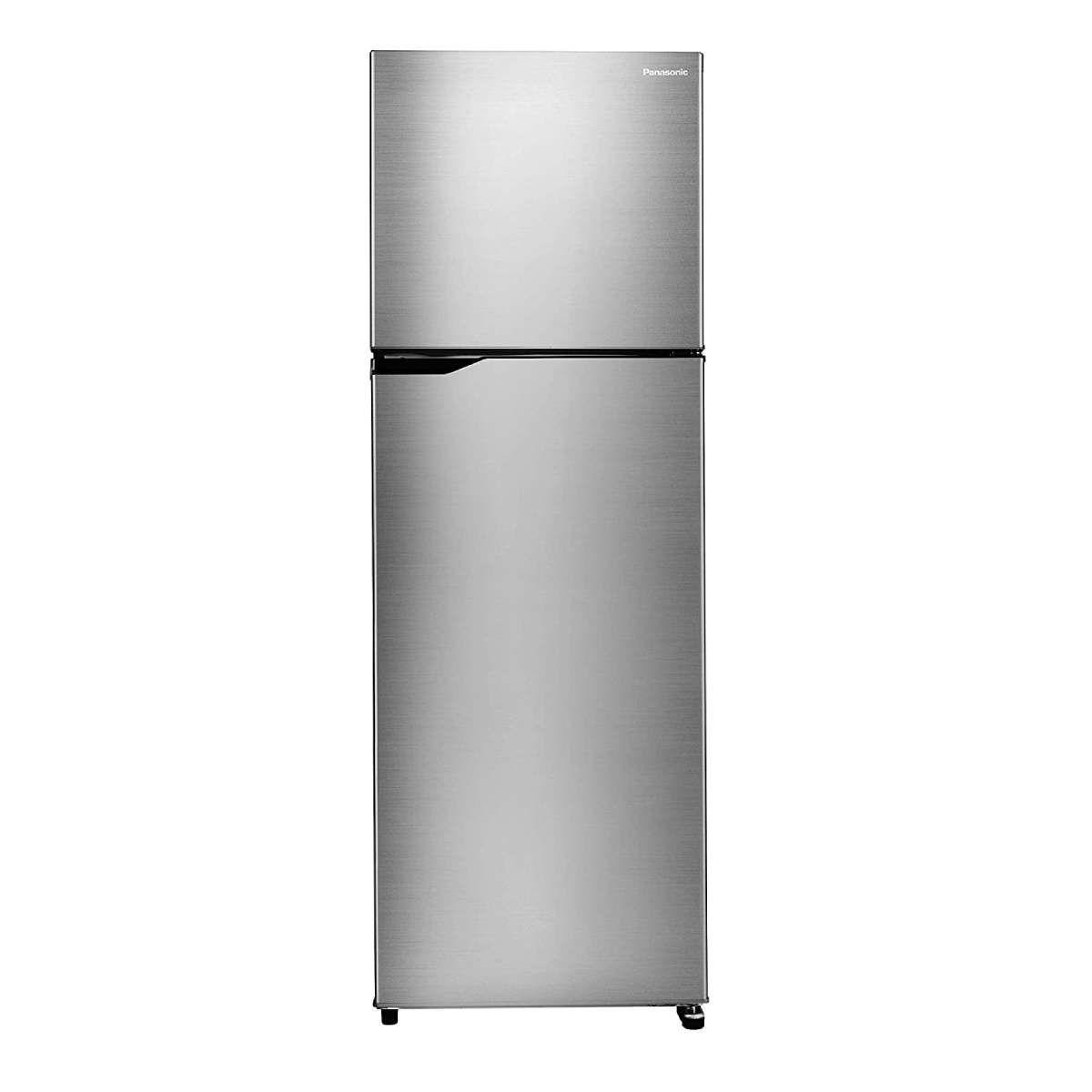 Panasonic 336 L 3 Star Double Door Refrigerator (NR-MBG34VSS3)