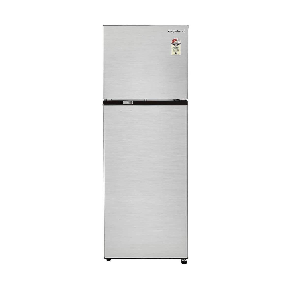 Amazon Basics 335 L Double Door Refrigerator