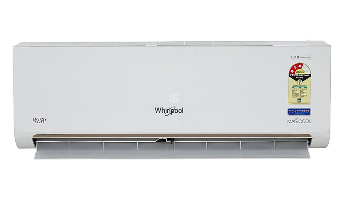 Whirlpool 1.5 Ton 3 Star (2018) Split AC (MGCL DLX 3S COPR) Price in India,  Specification, Features - 20th September 2020 | Digit.in