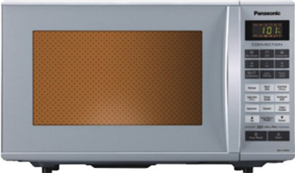 पॅनासोनीक NN-CT651M 27 L Convection Microwave Oven