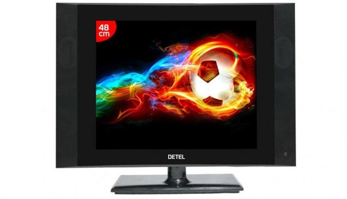 ಪತ್ತೆ ಮಾಡಿ D1 LCD TV