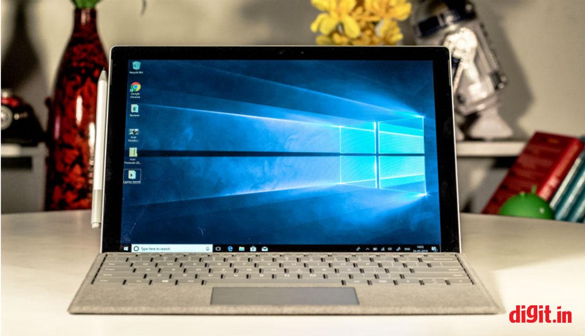 മൈക്രോസോഫ്റ്റ് Surface Pro (2017)