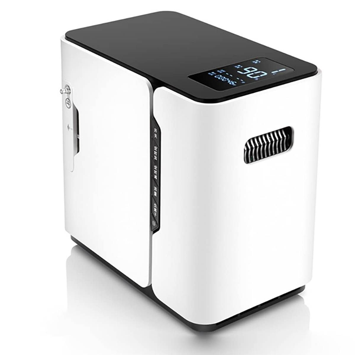 Wowobjects 1L-5L Oxygen Concentrator