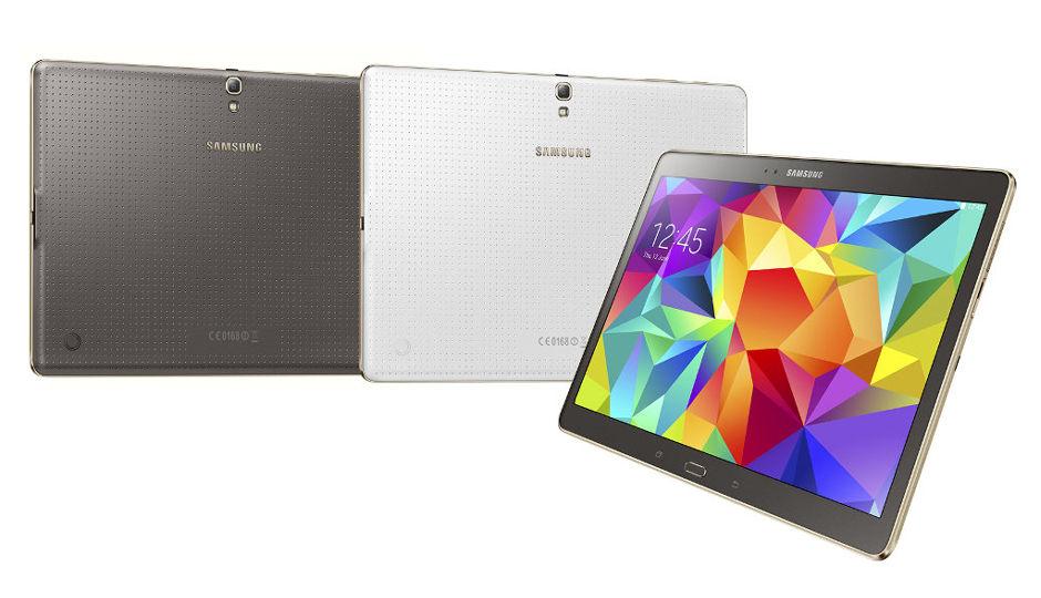 Compare Samsung Galaxy Tab S 10 5 WiFi Vs Huawei Honor MediaPad T3