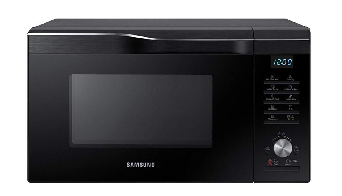 സാംസങ് 28 L Convection Microwave Oven (MC28M6055CK/TL)