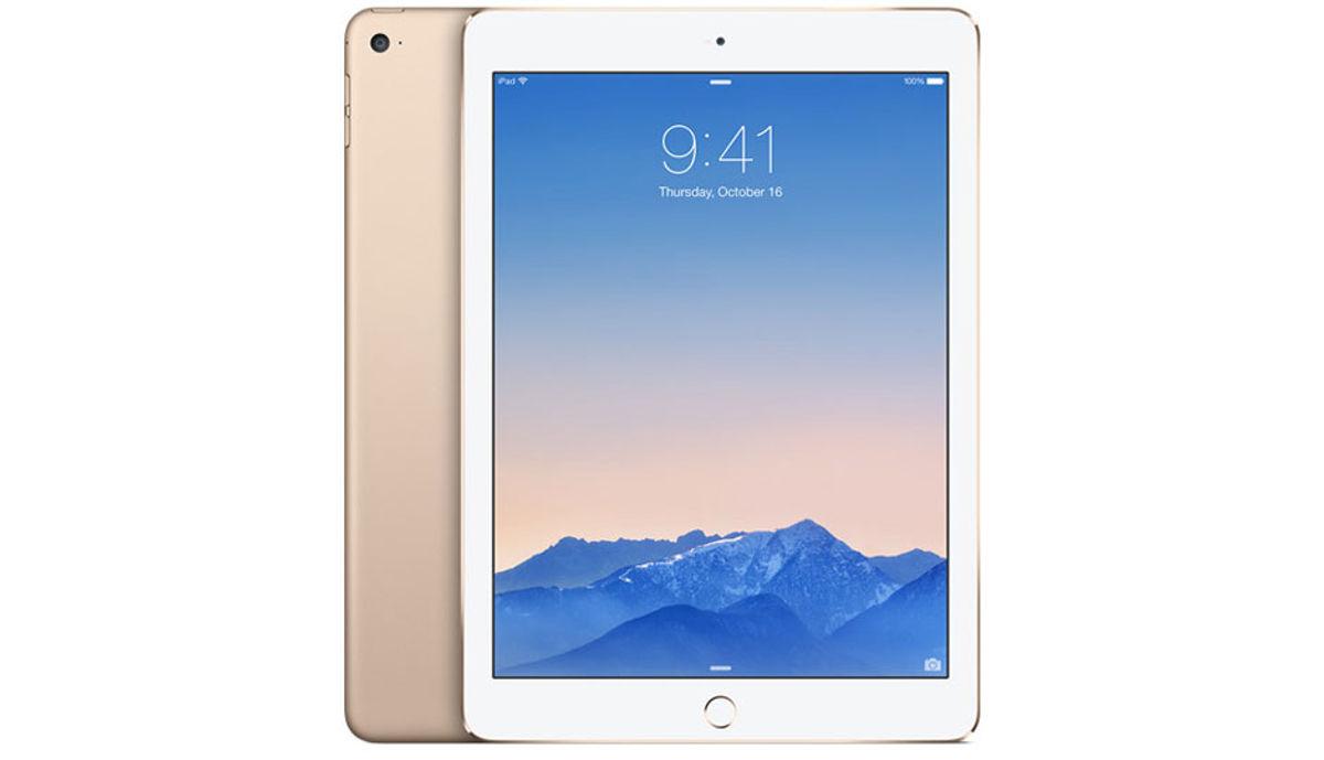 ஆப்பிள் iPad Air 2 WiFi and 3G 128GB