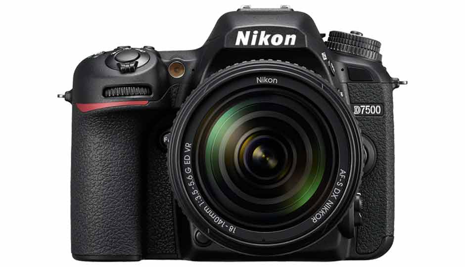 Nikon D7500 DSLR Price in India, Specification, Features | Digit.in