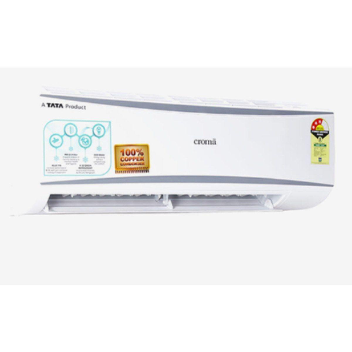 क्रोमा 1 Ton 3 Star Split Air Conditioner(CRAC7721)