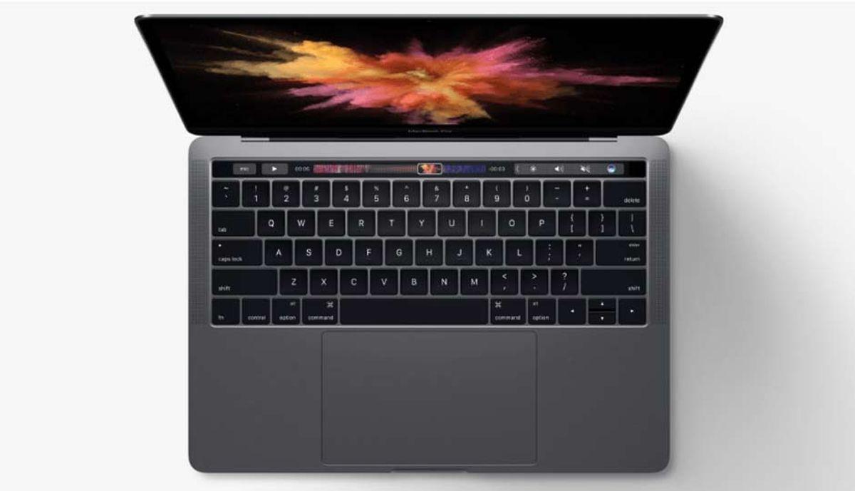 एप्प्ल Macbook Pro 13 2016