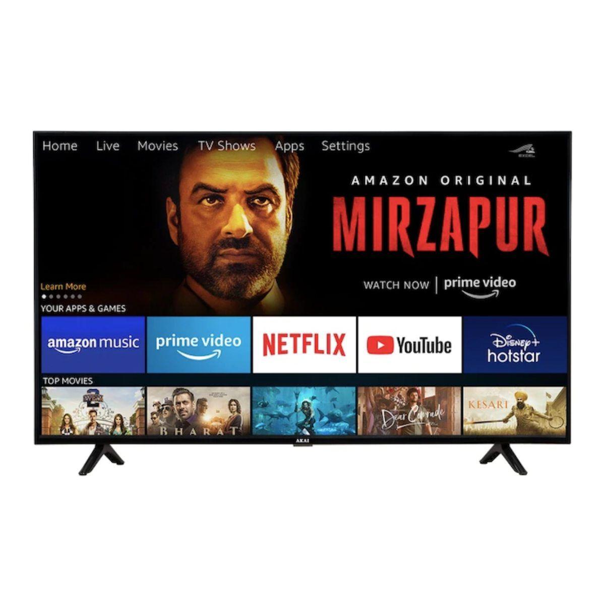 अकाई 43-inch Full-HD Fire टीवी Edition (AKLT43S-DFS6T)