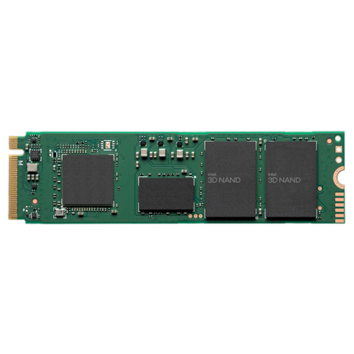 ఇంటెల్ SSD 670p 1TB M.2 PCIe 3.0 x4 3D4 QLC NAND