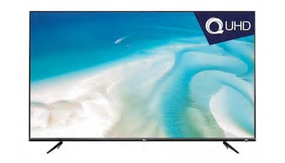 Tcl 43p6us 43 Inch 1093 Cm Uhd Tv Price In India Specification