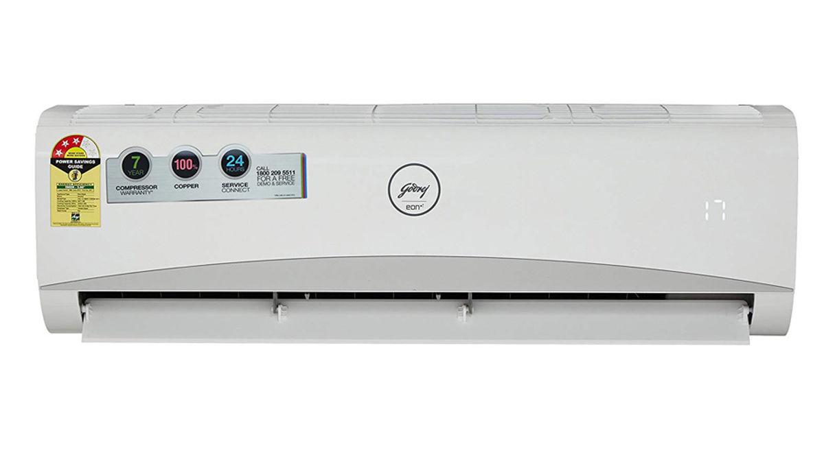 கோத்ரெஜ் 1.5 Ton 3 Star Inverter Split ஏசி (GSC 18 AMINV 3 RWQM)