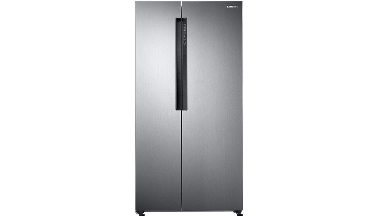 सैमसंग 674 L Frost Free Side by Side रेफ़्रिजरेटर