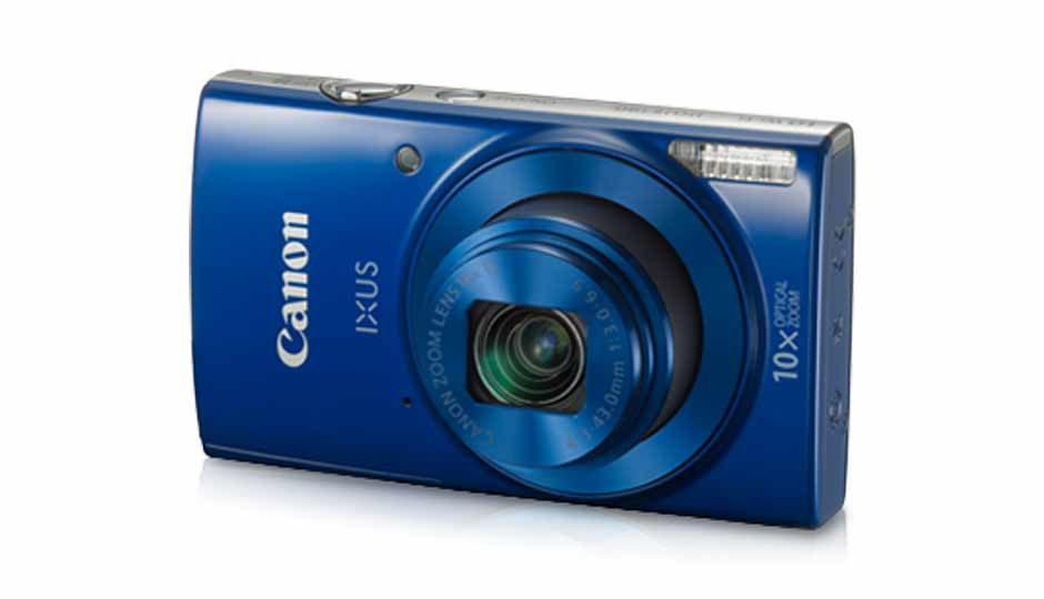Canon Ixus 190 Price In India Specification Features