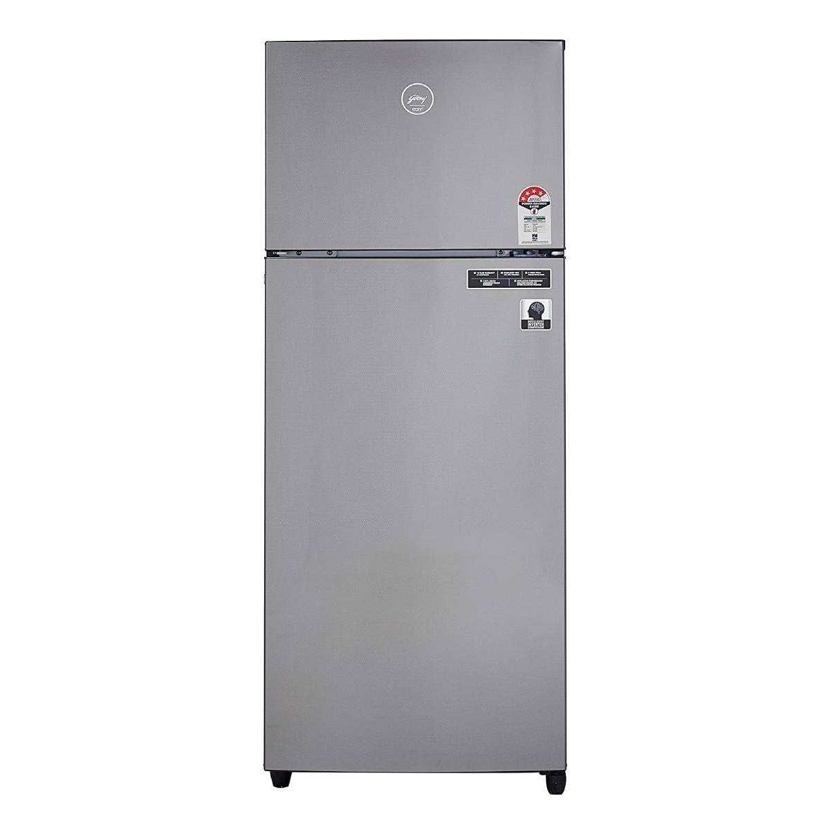 கோத்ரெஜ் 236 L 2 Star Frost-Free Double Door Refrigerator (RF EON 236B 25 HI SI ST)