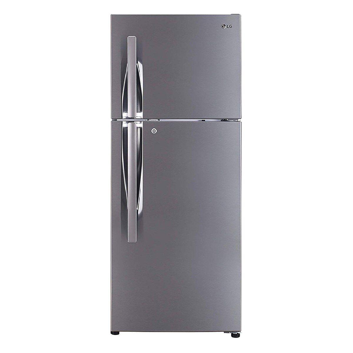 LG 260 L 3 Star Double Door Refrigerator (GL-I292RPZL)