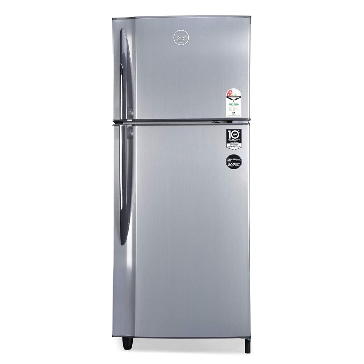 Godrej 236 L 2 Star Inverter Frost-Free Double Door Refrigerator (RF EON 236B 25 HI SI ST)