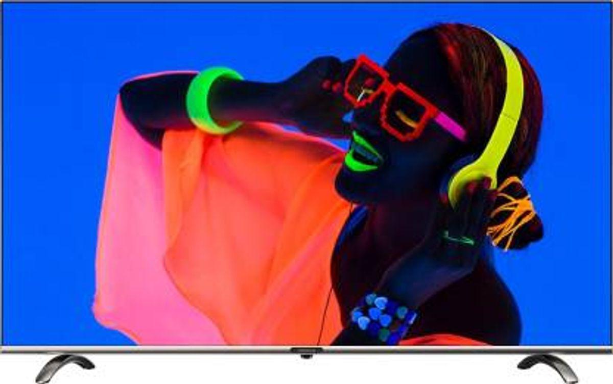 Coocaa Easy 55 इंच UHD 4K LED Smart एंड्रॉइड टीवी (55S3G)