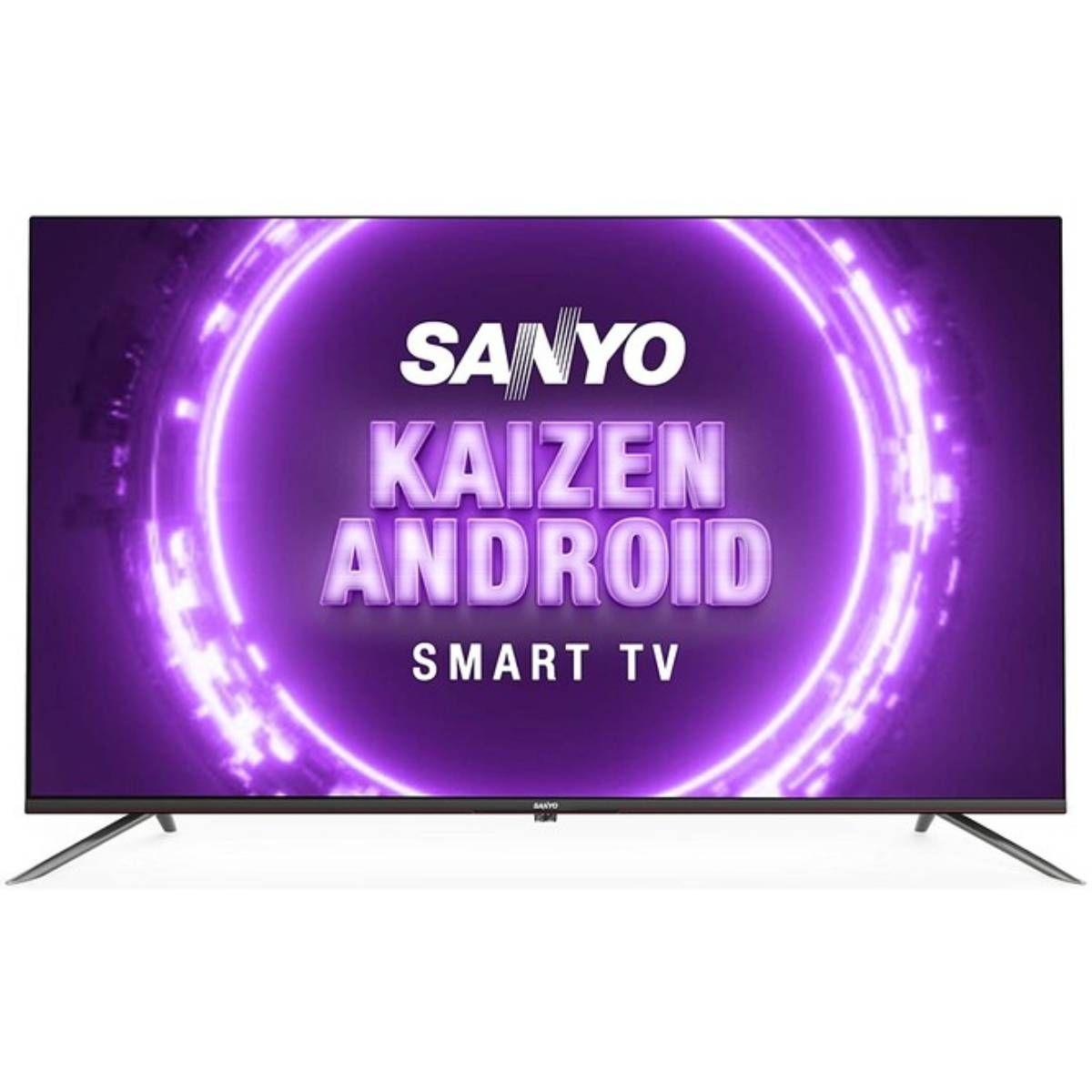 Sanyo 32 इंच LED HD Ready टीवी (Kaizen Series XT-32A170H)