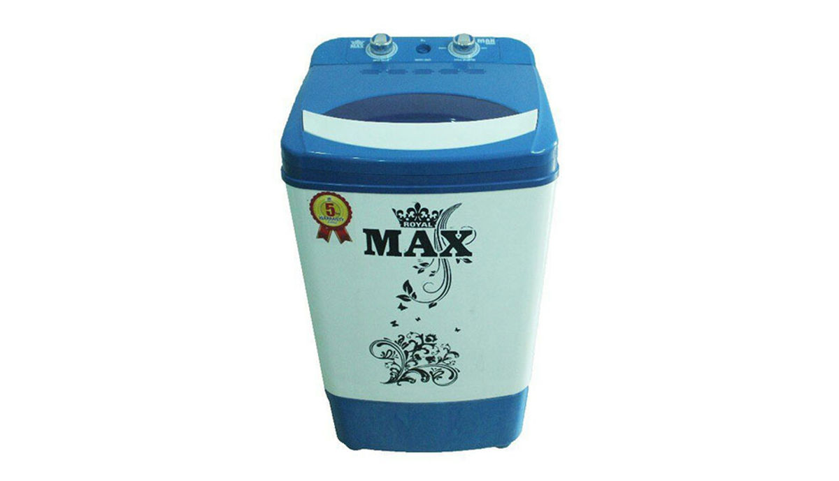 Royal Max Mi 80 Washing Machine (Multicolored)