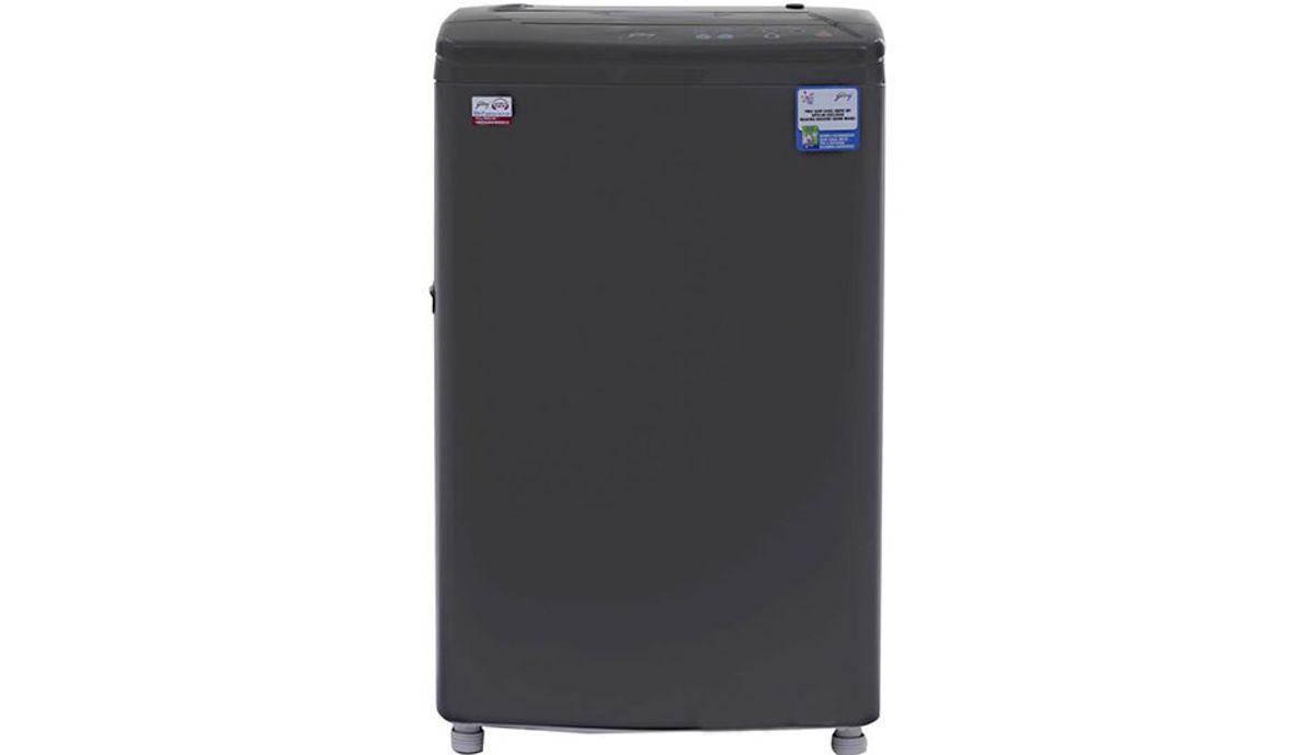 गोदरेज 5.8  Fully Automatic टॉप Load Washing Machine Grey (GWF 580 A)