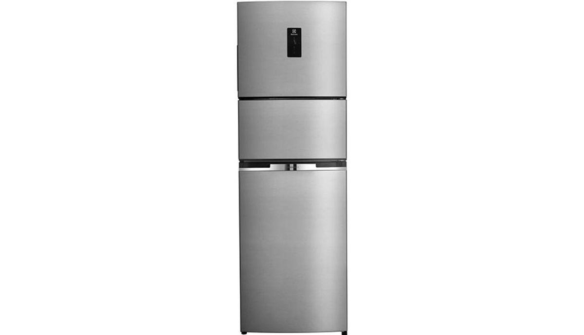 Electrolux 370 L Frost Free Triple Door Refrigerator