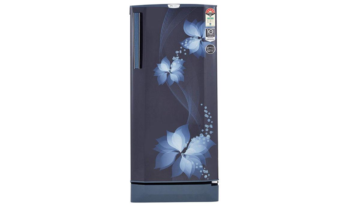 கோத்ரெஜ் 190L 5 Star Direct Cool Single Door Refrigerator (R D EPro 205 TAI 5.2 BRZ BLU, Breeze Blue, Inverter Compressor)