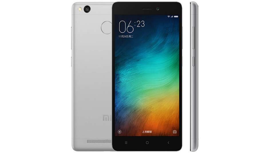 Xiaomi Redmi 3S Price In India Specification Features