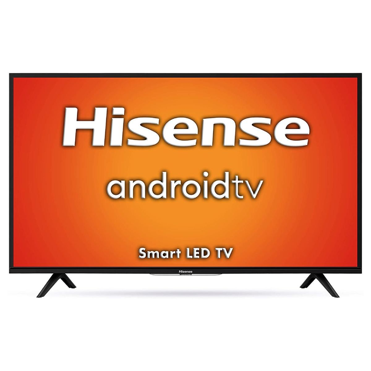 Hisense 43 ಇಂಚುಗಳು Full HD Smart Certified ಆ್ಯಂಡ್ರಾಯ್ಡ್ LED TV (43A56E)