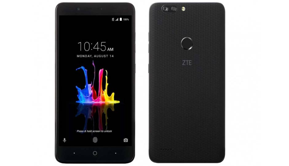 Zte Blade Z Max Price In India Specification Features