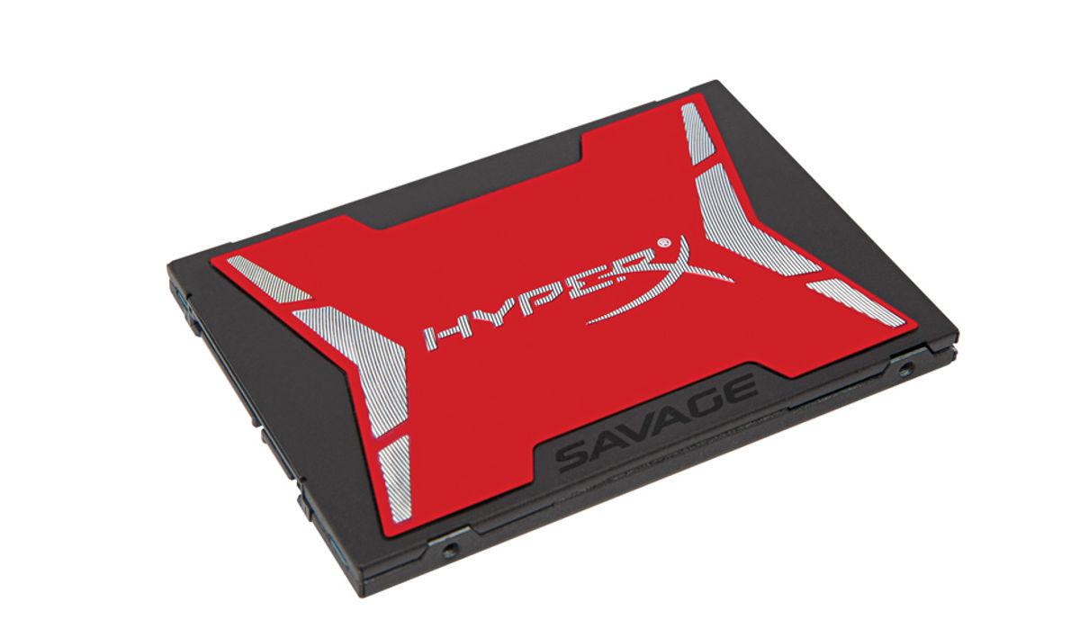 Kingston HyperX Savage 240GB SSD