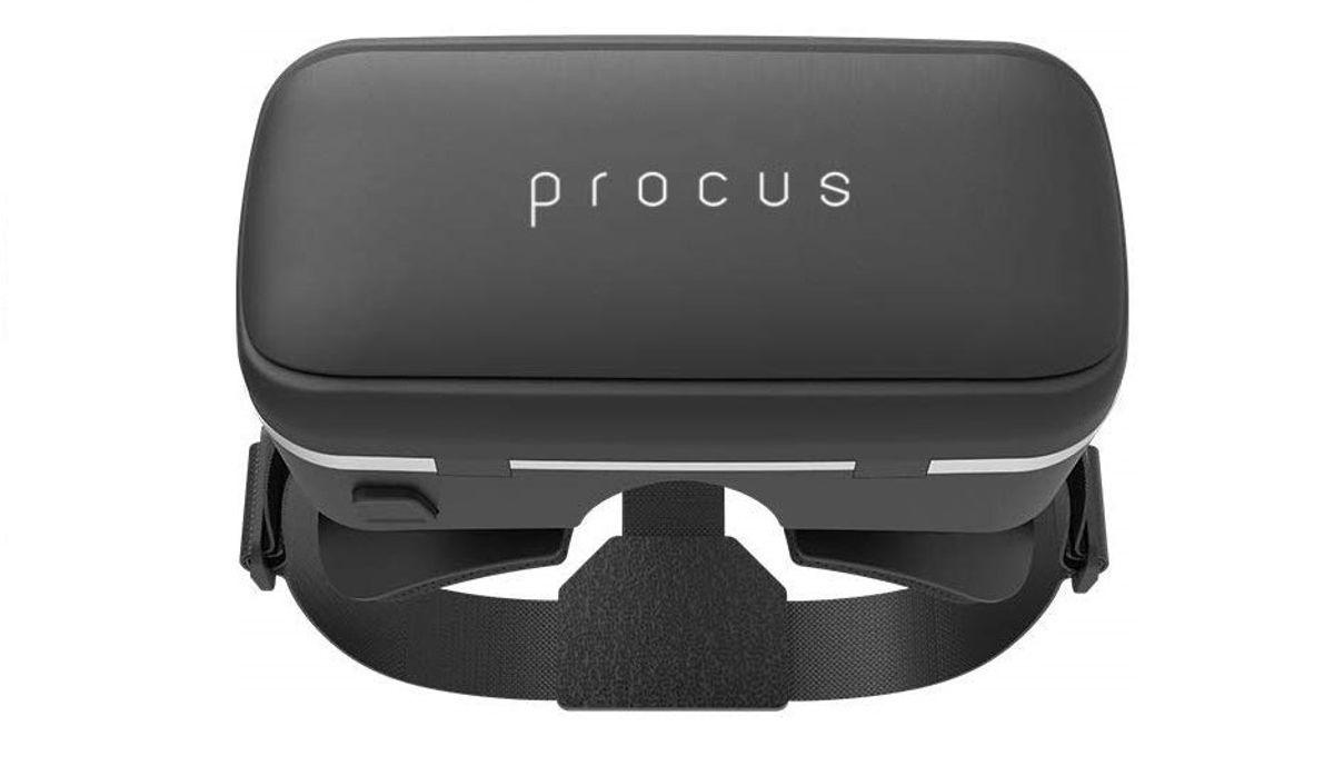 Procus ONE Virtual Reality Headset 40MM Lenses